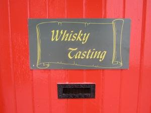 Whisky Tasting Single Malt Female