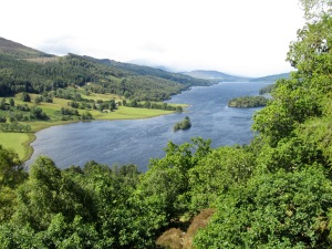 Loch Tummel www.singlemaltfemale.co.uk
